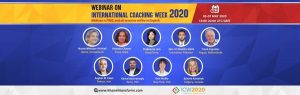 WEBinar on International Coaching Week 2020